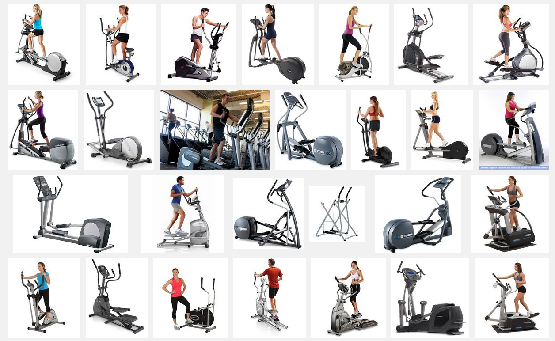 types of exercise machine