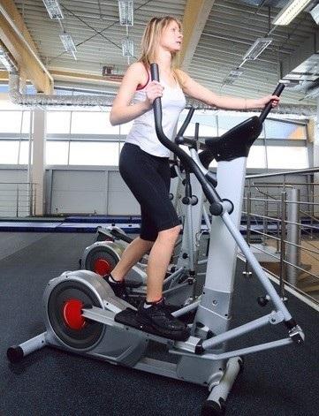 elliptical stride length