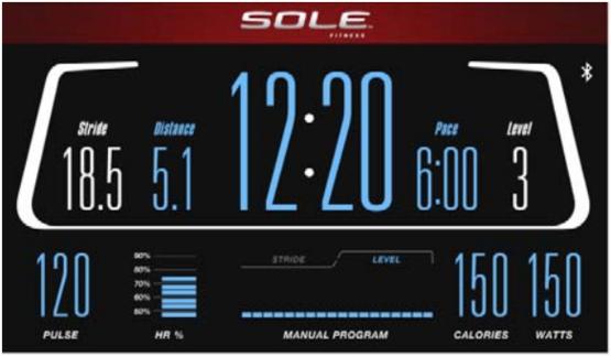 sole e95s daily use