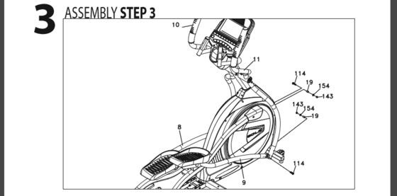 elliptical machine assembly service