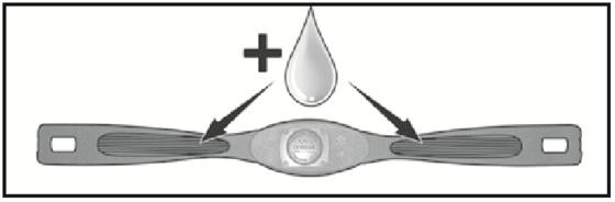 sole e98 elliptical chest strap